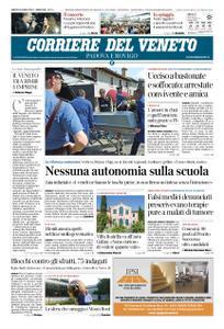 Corriere del Veneto Padova e Rovigo – 20 luglio 2019