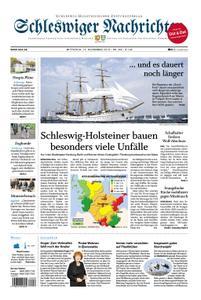 Schleswiger Nachrichten - 14. November 2018