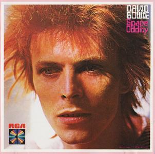 David Bowie - Space Oddity (1969) {1984, Germany 1st Press}