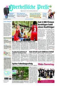 Oberhessische Presse Marburg/Ostkreis - 26. Oktober 2017