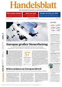 Handelsblatt - 08. Mai 2019