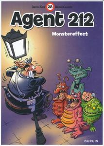 Agent 212 - 28 - Monstereffect