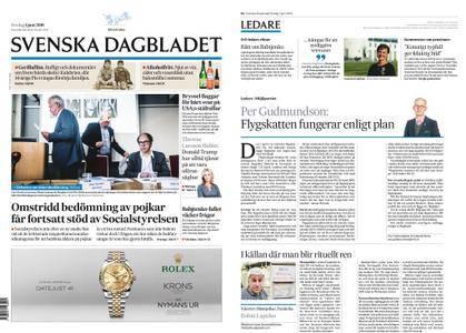 Svenska Dagbladet – 01 juni 2018