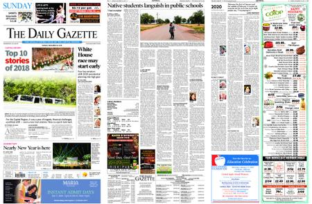 The Daily Gazette – December 30, 2018