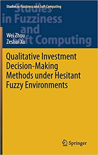 Qualitative Investment Decision-Making Methods under Hesitant Fuzzy Environments
