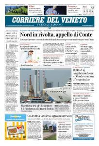 Corriere del Veneto Vicenza e Bassano – 21 luglio 2019