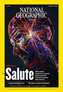National Geographic Italia - gennaio 2020