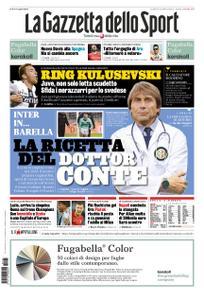 La Gazzetta dello Sport Roma – 25 novembre 2019