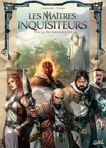 Les Maîtres Inquisiteurs - Tome 12 2019
