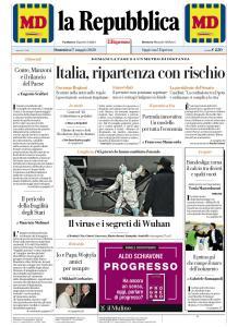 La Repubblica - 17 Maggio 2020