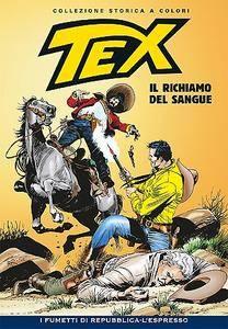 Tex Willer Collezione Storica a Colori 247 - Il Richiamo del Sangue (2014)