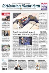 Schleswiger Nachrichten - 04. Oktober 2017