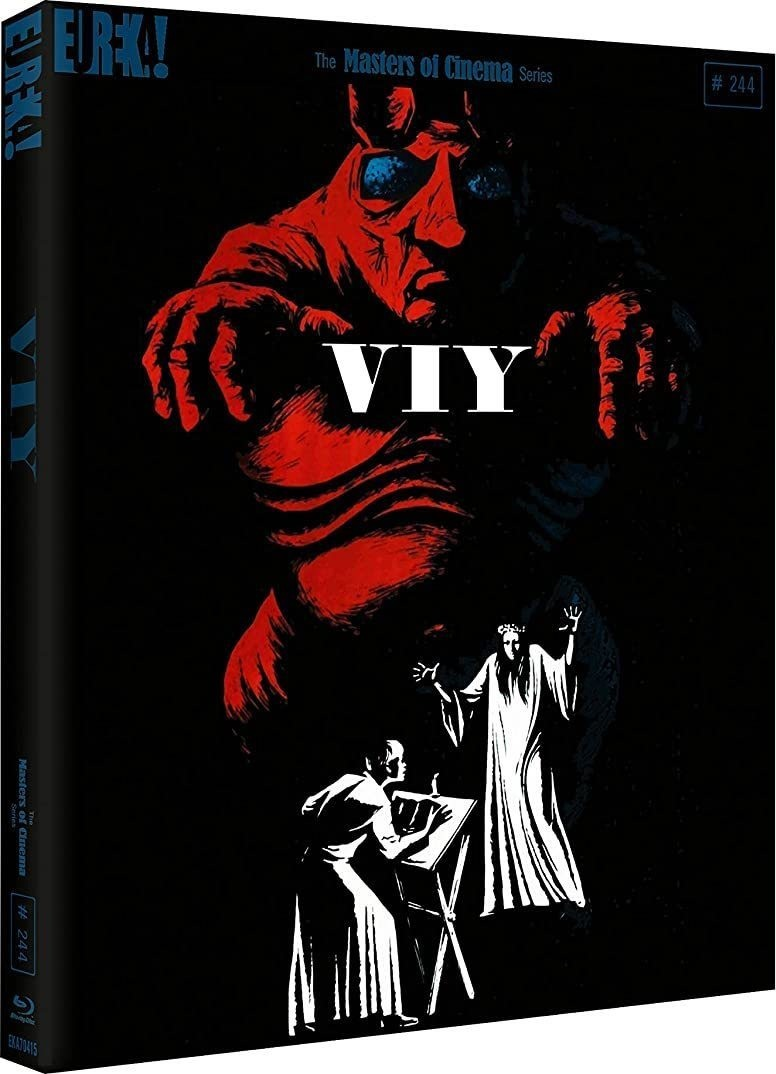 Spirit of Evil / Viy / Вий (1967) [Masters of Cinema - Eureka!]