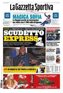 La Gazzetta dello Sport – 15 dicembre 2019