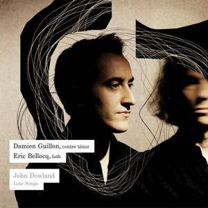 Damien Guillon, Eric Bellocq - Dowland: Lute Songs (2011) [Official Digital Download 24/88.2]