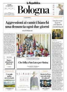 la Repubblica Bologna - 22 Luglio 2019