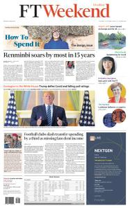 Financial Times USA - October 10, 2020