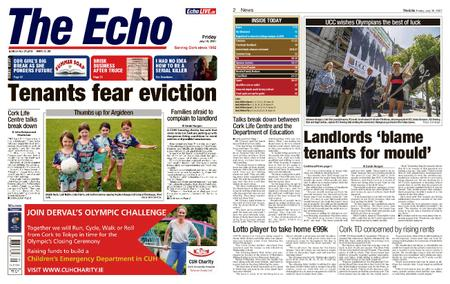 Evening Echo – July 16, 2021