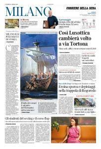 Corriere della Sera Milano - 20 Aprile 2018