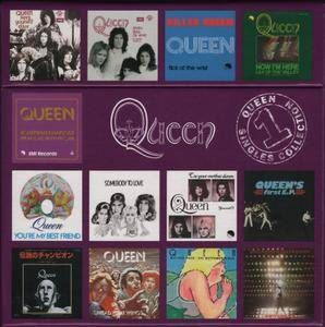 Queen - Singles Collection 1 (2008) [13CD Box Set] Re-up