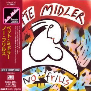 Bette Midler - No Frills (1983) [1998, Japanese Reissue]