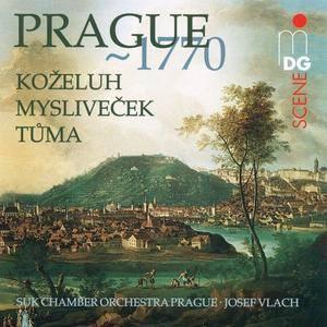 Suk Chamber Orchestra Prague, Josef Vlach - Prague 1770: Bohemian Music of the 18th Century (1997) (Repost)
