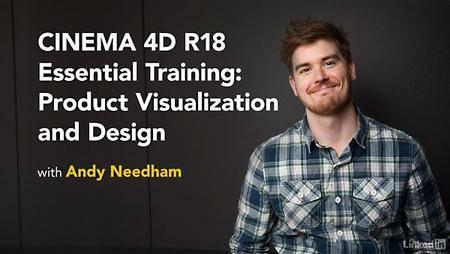 Lynda - CINEMA 4D R18 Essential Training: Product Visualization and Design