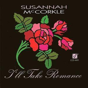 Susannah McCorkle - I'll Take Romance (1992) {Concord Jazz}