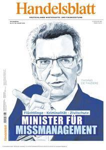 Handelsblatt - 26. August 2016