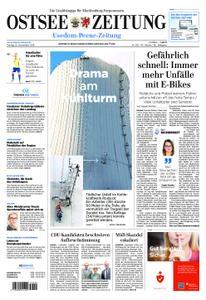 Ostsee Zeitung Wolgast - 16. November 2018