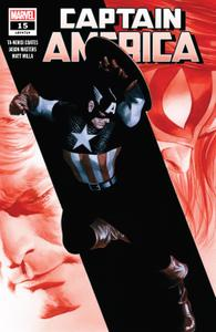 Captain America 015 2019 Digital Zone