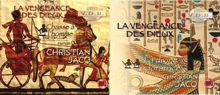 """Christian Jacq, """"La vengeance des dieux"""", volumes 1 & 2"""