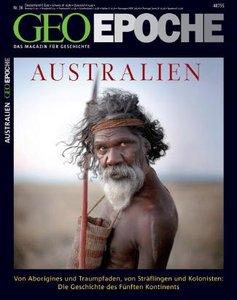 GEO EPOCHE No 36 Australien
