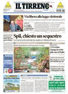 Il Tirreno Livorno - 27 Ottobre 2017