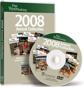 Fine Woodworking - 2008 Annual Collection