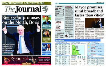 The Journal – July 24, 2019