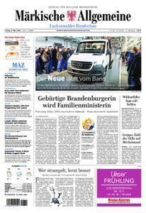 Märkische Allgemeine Luckenwalder Rundschau - 09. März 2018