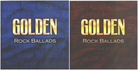 VA - Golden Rock Ballads 1 & 2 (2CD) (2004/2005) {Ukranian/Universal}