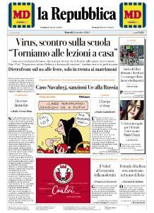la Repubblica - 13 Ottobre 2020