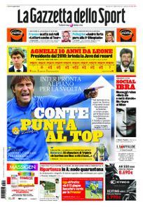 La Gazzetta dello Sport Sicilia – 19 maggio 2020
