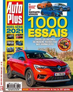Auto Plus Hors-Série N°89 - Essais 2021