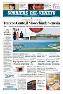 Corriere del Veneto Padova e Rovigo – 11 luglio 2020