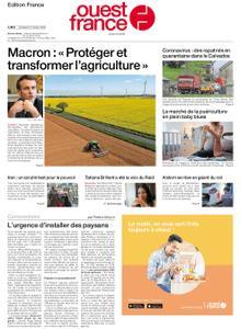 Ouest-France Édition France – 21 février 2020