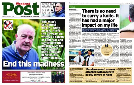 Nottingham Post – March 09, 2019