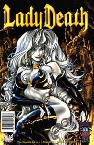 Lady Death The Rapture 03