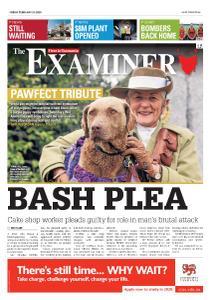 The Examiner - February 21, 2020
