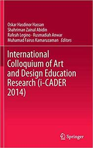 International Colloquium of Art and Design Education Research