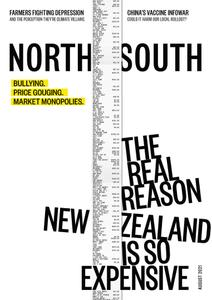 North & South - August 2021