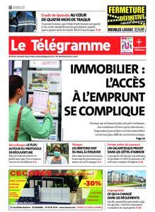 Le Télégramme Brest – 18 juin 2021