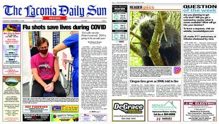 The Laconia Daily Sun – September 12, 2020